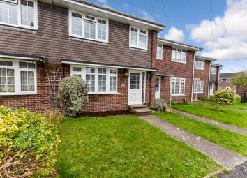 Thumbnail 3 bed terraced house for sale in The Heath, Denmead, Waterlooville