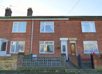 Thumbnail 3 bed terraced house for sale in Tan Lane, Caister-On-Sea, Great Yarmouth