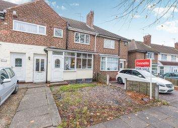 Thumbnail 3 bedroom terraced house for sale in Elliston Avenue, Great Barr, Birmingham