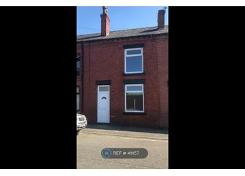 Thumbnail 2 bed terraced house to rent in Elliott Street, Tyldesley, Manchester