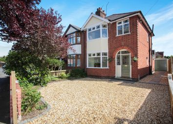 Thumbnail 3 bed semi-detached house for sale in Malvern Avenue, Rugby