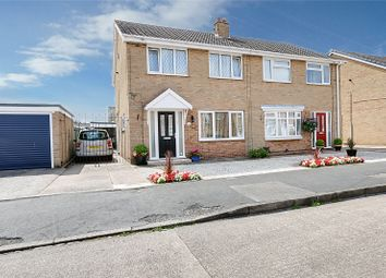 Thumbnail 3 bed semi-detached house for sale in Cullingworth Avenue, Hull, East Yorkshire