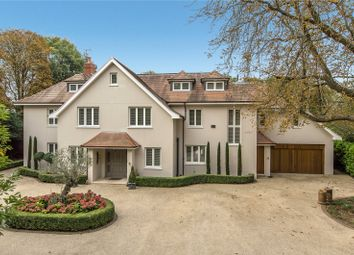 Thumbnail 9 bed detached house for sale in Church Road, Ham, Richmond, Surrey