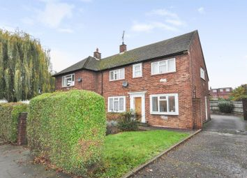 Thumbnail 1 bed flat for sale in Clare Road, Stanwell, Staines