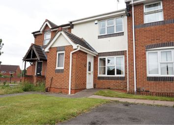 Thumbnail 2 bed terraced house for sale in Ryder Road, Leicester