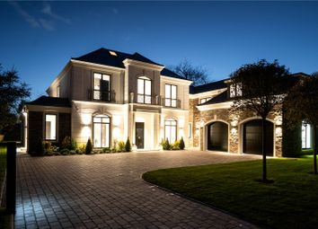 Thumbnail 6 bed detached house for sale in Icklingham Road, Cobham, Surrey
