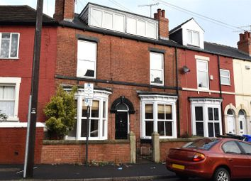 Thumbnail 5 bedroom terraced house for sale in St Barnabas Road, Highfield, Sheffield