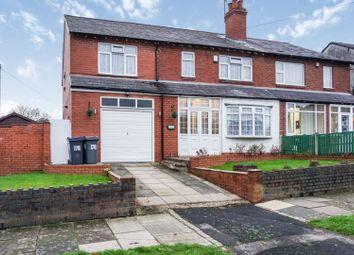 4 bed semi-detached house for sale in Balden Road, Harborne, Birmingham B32
