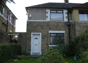 Thumbnail 3 bed town house to rent in Canterbury Avenue, Bradford
