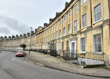 Thumbnail 3 bedroom maisonette for sale in Camden Crescent, Bath