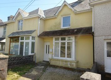 Thumbnail 3 bed terraced house to rent in Old Road, Liskeard