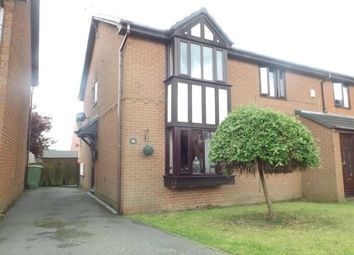 Thumbnail 2 bed semi-detached house for sale in The Fairways, Danesmoor, Chesterfield, Derbyshire
