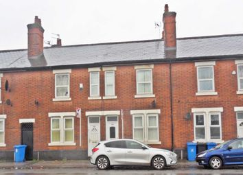 Thumbnail 2 bed terraced house for sale in Portland Street, Pear Tree, Derby