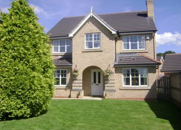 Thumbnail 4 bed detached house for sale in Priorswood, Fir Tree, Crook
