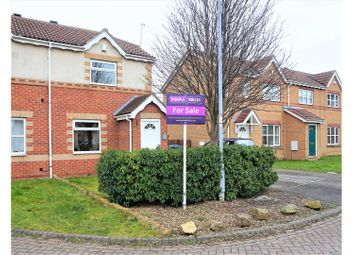 Thumbnail 2 bedroom semi-detached house for sale in Sailors Wharf, Hull