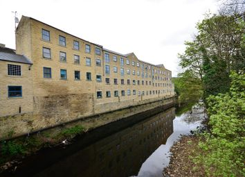 Thumbnail 1 bed flat for sale in Old Cawsey, Sowerby Bridge