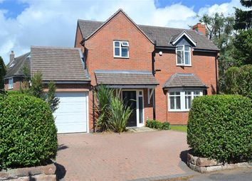 Thumbnail 4 bed detached house for sale in Cherry Orchard, Lichfield