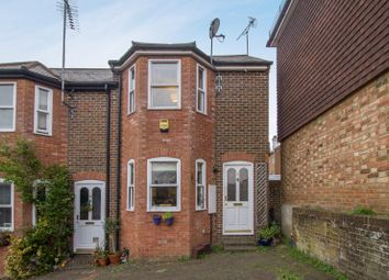 Thumbnail 1 bed end terrace house for sale in Rock Place, South Street, Godalming
