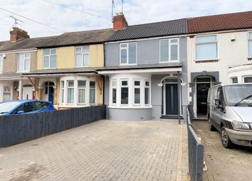 Thumbnail 3 bed terraced house for sale in Hardy Road, Coventry