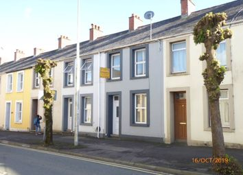 Thumbnail 2 bed terraced house to rent in St. Catherine Street, Carmarthen