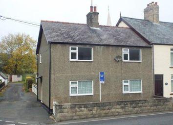 Thumbnail 3 bed semi-detached house for sale in Gwyddelwern, Corwen, Denbighshire