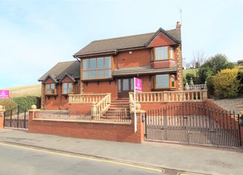 Thumbnail 4 bed detached house for sale in Hollingworth Road, Littleborough, Rochdale