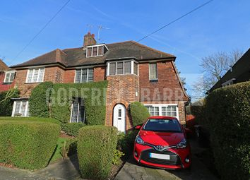 Thumbnail 5 bed semi-detached house for sale in Widecombe Way, London