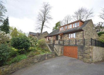 Thumbnail 4 bed detached house for sale in Orchard Lodge, 386 Burnley Road, Halifax