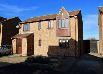Thumbnail 4 bed detached house to rent in Holdenby Road, Lincoln
