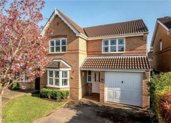 Thumbnail 4 bed detached house for sale in Craig Lea, Taunton