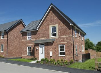 "Thumbnail 4 bed detached house for sale in ""Lincoln"" at Zone 4, Burntwood Business Park, Burntwood"