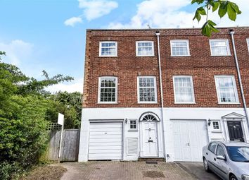 Thumbnail 4 bed terraced house for sale in Blenheim Gardens, Kingston Upon Thames