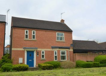 Thumbnail 2 bedroom detached house to rent in Popes Walk, Bletchley, Milton Keynes