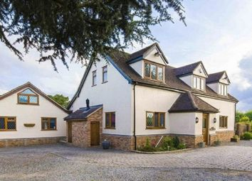 Thumbnail 7 bed detached house for sale in Cottered, Buntingford