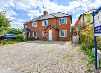 Thumbnail 4 bed semi-detached house for sale in Tey Road, Earls Colne, Colchester, Essex