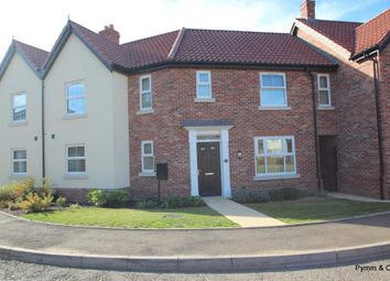 Thumbnail 3 bed town house for sale in Farman Way, Blofield, Norwich