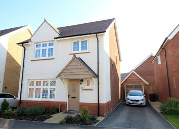 Thumbnail 4 bed detached house for sale in Excalibur Drive, Newport
