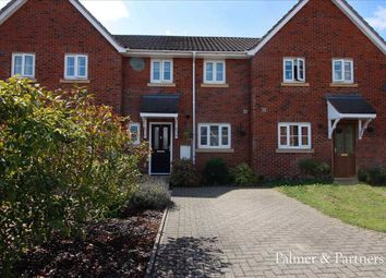 Thumbnail 2 bed terraced house for sale in Clementine Gardens, Ipswich
