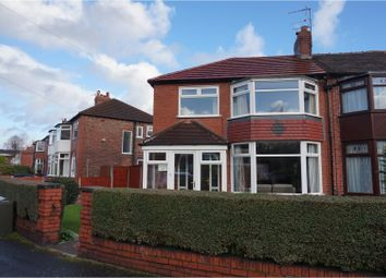 Thumbnail 3 bed semi-detached house for sale in Downs Drive, Altrincham