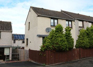 Thumbnail 2 bed end terrace house for sale in Gunsgreen Crescent, Eyemouth