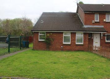 Thumbnail  Studio to rent in Ellen Wilkinson Crescent, Manchester