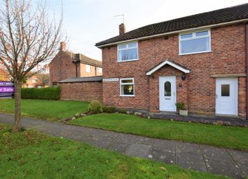 Thumbnail 3 bed end terrace house for sale in Brotherton Close, Bromborough