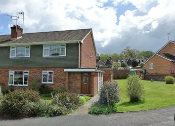 Thumbnail 2 bed maisonette for sale in Whittington Close, Hythe, Southampton