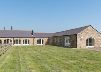 Thumbnail 3 bed bungalow for sale in Cloverfield, Cavil Head Farm, Near Warkworth, Northumberland
