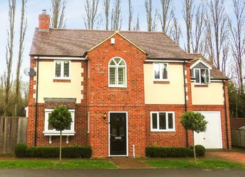 Thumbnail 4 bedroom detached house for sale in Coopers Close, Littleworth, Oxford