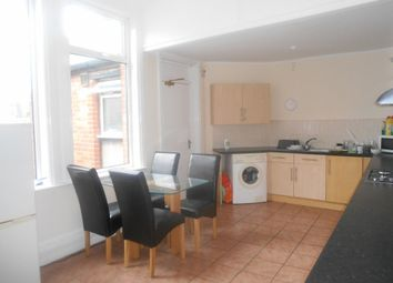 Thumbnail 4 bedroom flat to rent in Osborne Road, Southsea, Hampshire