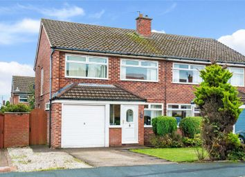 Thumbnail 3 bed semi-detached house to rent in Eskdale Avenue, Aughton, Ormskirk