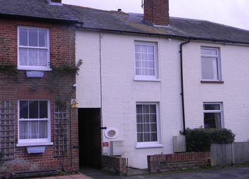 Thumbnail 2 bed semi-detached house for sale in Dering Road, Bridge, Canterbury