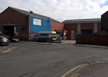 Thumbnail Commercial property for sale in Stanley Street, Sheffield