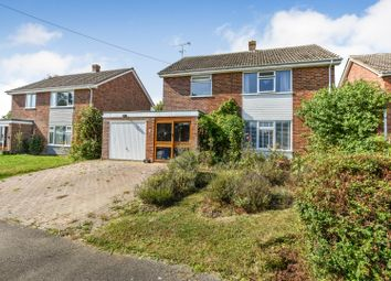 Thumbnail 4 bed detached house for sale in Wheatfields, Whatfield, Ipswich